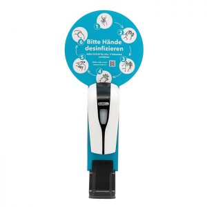 SANIC Desinfektionsspender mit Sensor 1 - FOTO