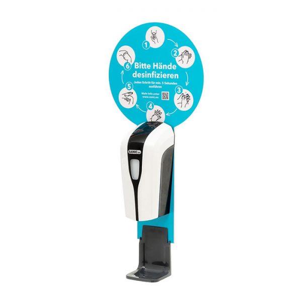 SANIC Desinfektionsspender mit Sensor3