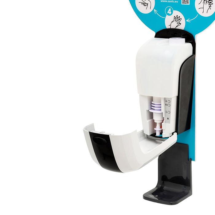 SANIC Desinfektionsspender mit Sensor