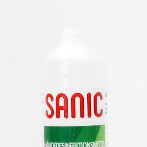 SANIC Premium Händedesinfektionsmittel 1Liter - FOTO