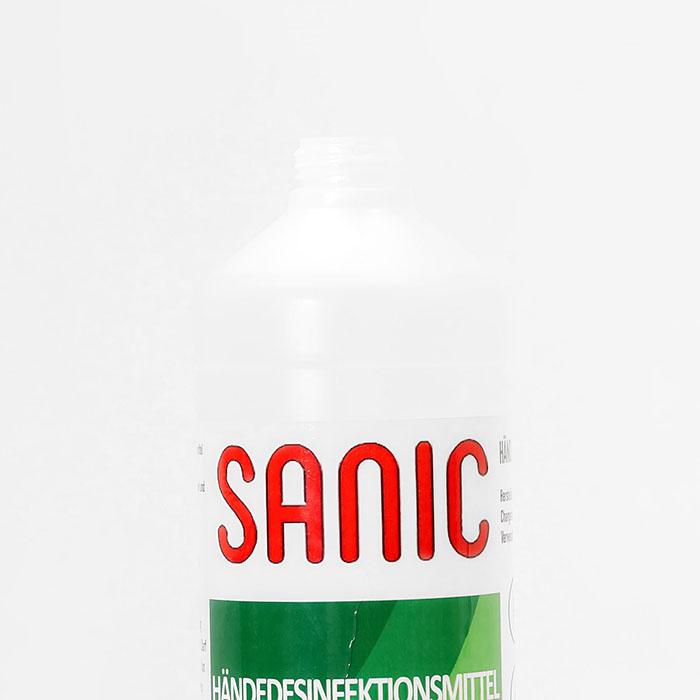 SANIC Premium Händedesinfektionsmittel 1Liter