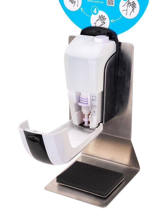 SANIC Tisch-Desinfektionsspender mit Sensor