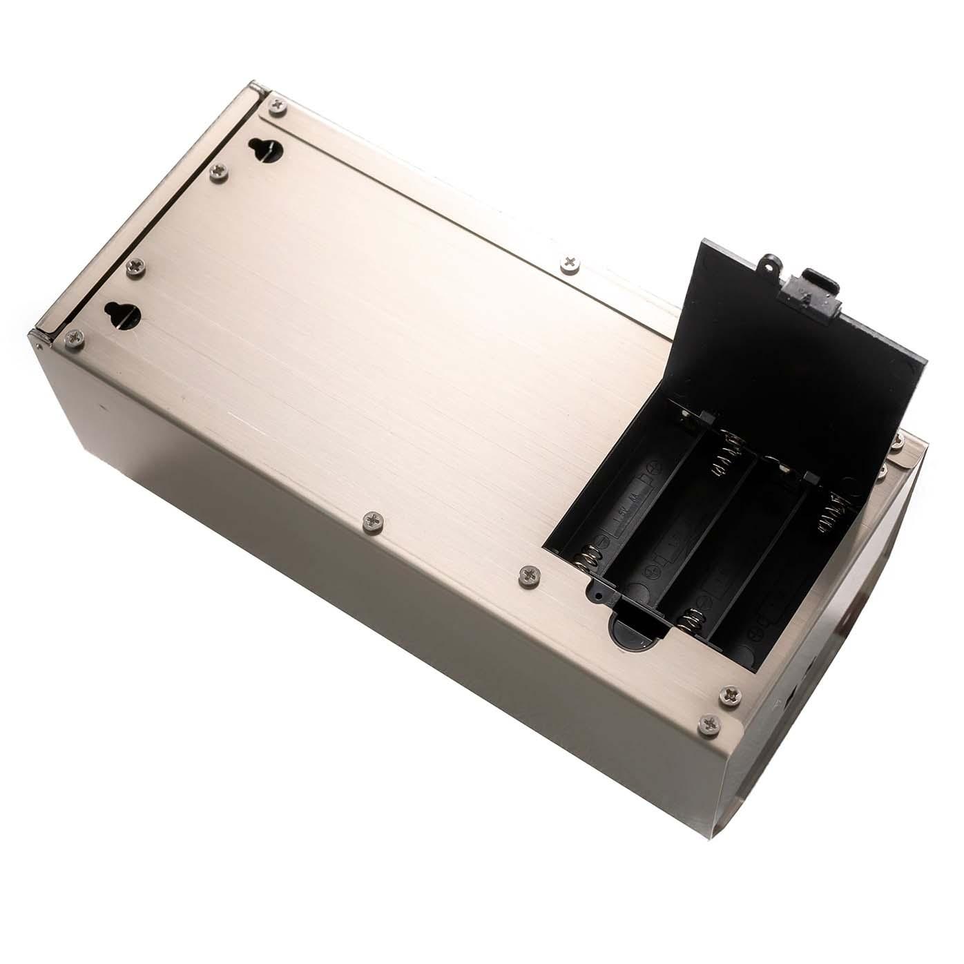 SANIC Tisch-Desinfektionsspender aus Edelstahl mit Sensor