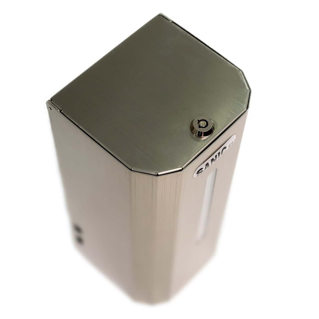 Tisch-Desinfektionsspender aus Edelstahl mit Sensor – SANIC